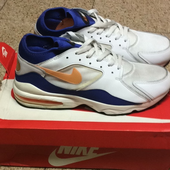 Used Nike Air Max 93 size 12 (306551 100)